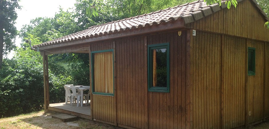 Chalets for rent in Dordogne